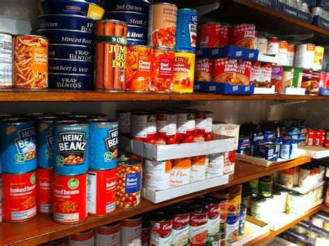 How To Get Food From A Food Pantry by Banbury The Salvation Army