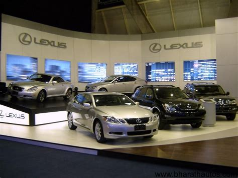 lexus showroom lexus a year away from india launch