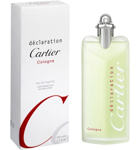 Parfum Cartier Declaration declaration cologne cartier cologne a fragrance for 2010