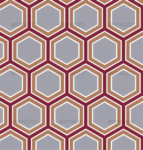 honeycomb pattern illustrator download retro honeycomb pattern graphicriver
