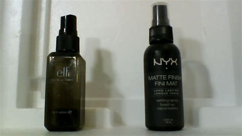 Makeup Setting Spray Nyx nyx vs makeup setting spray