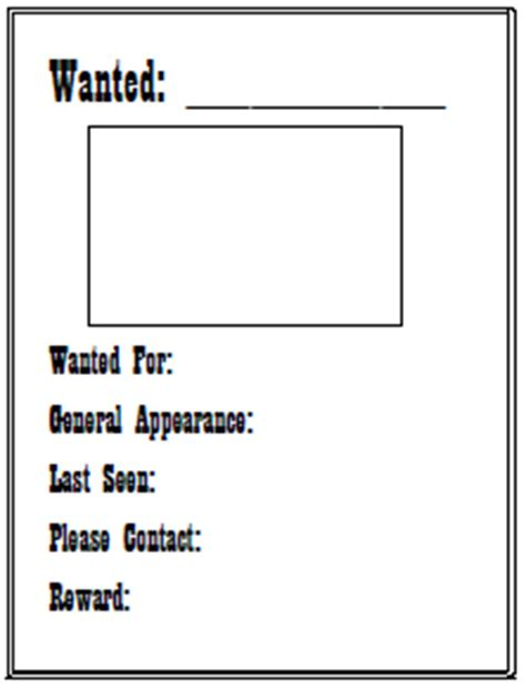 printable wanted poster for classroom classroom freebies too christmas in july elf on a shelf