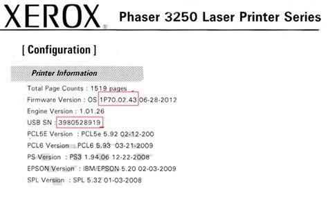 reset chip xerox phaser 3250 reset xerox phaser 3250 ereset fix firmware reset