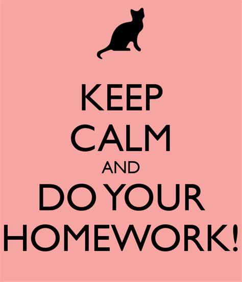 Do Home Work by Homework 4g Blogging Crew