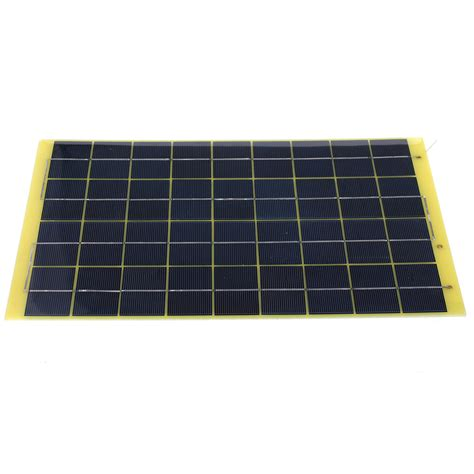 solar panel diodes 10w 12v epoxy resin poly solar panel with diode for charge 12v battery alex nld