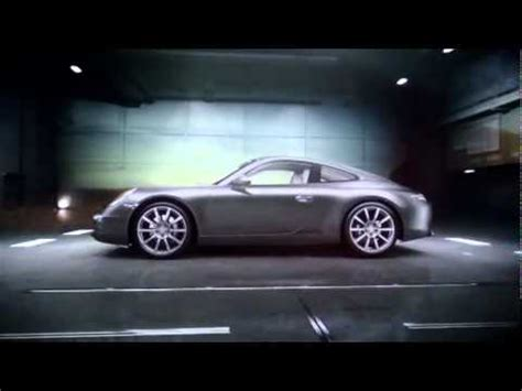 Car Commercials by Porsche 911 991 2011 German Car Commercial Carjam Car