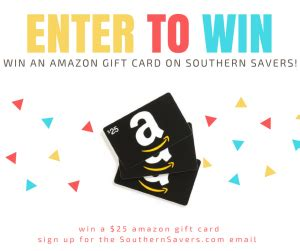 Whole Foods Gift Card Amazon - top deals this week amazon gift card giveaway whole foods coupons more southern