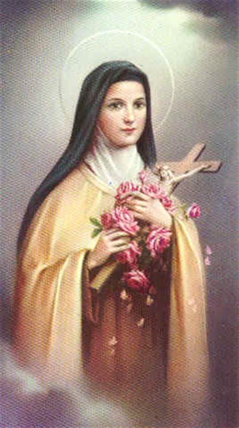 Theresa Flower rays of feast of st therese flower