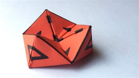 How To Make A Hexaflexagon Out Of Paper - origami hexaflexagon 28 images how to fold an origami