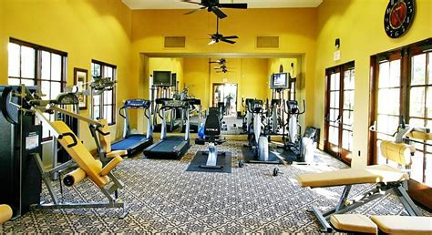 home design with yellow walls 27 luxury home design ideas for fitness buffs