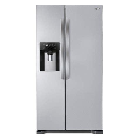 Water Dispenser Fridge Freezer lg gsl325wbqv basic american fridge freezer with and water dispenser black