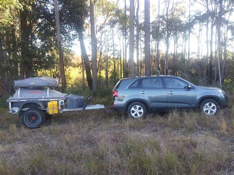 Towing With Kia Sorento Kia Sorento Si Manual Tow Test Review