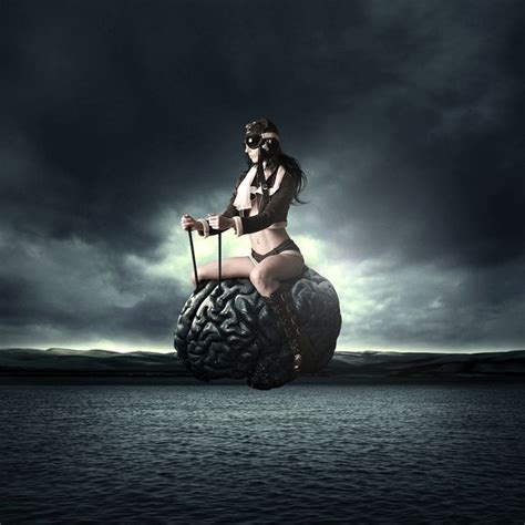 reaper layout boat how to create a surreal flying brain photo manipulation in