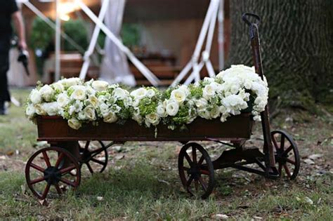 Pictures Of Wedding Wagons For Flower by Beautiful Blooms Flower Wagon Decor Beautiful Blooms