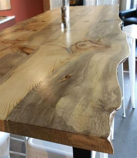 lumber for table top beetle kill pine slab table top supplied by sustainable