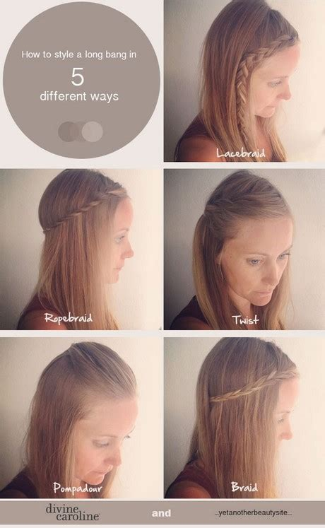 ways to plait hair easy ways to braid your hair