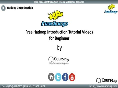 ppt templates for hadoop hadoop introduction ppt authorstream