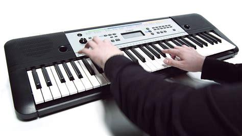 Li Keyboard Yamaha Yamaha Ypt 255 61 Key Keyboard B