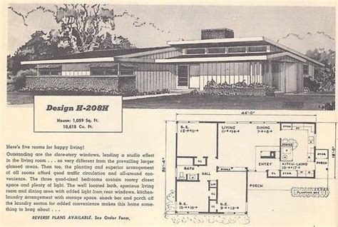 1950s floor plans 1950s house plans matthew s island of misfit toys