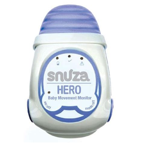 Sids Crib Monitor by Snuza Portable Baby Movement Monitor Babitha Baby World