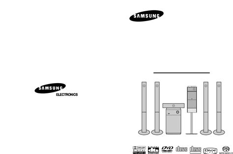 samsung home theater system ht p1200 user guide