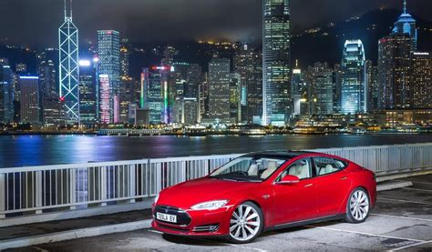 tesla updates tesla is preparing to open its first store