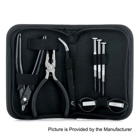 Toolkiit By Geekvape Authentic authentic vandy vape simple tool kit for coil building