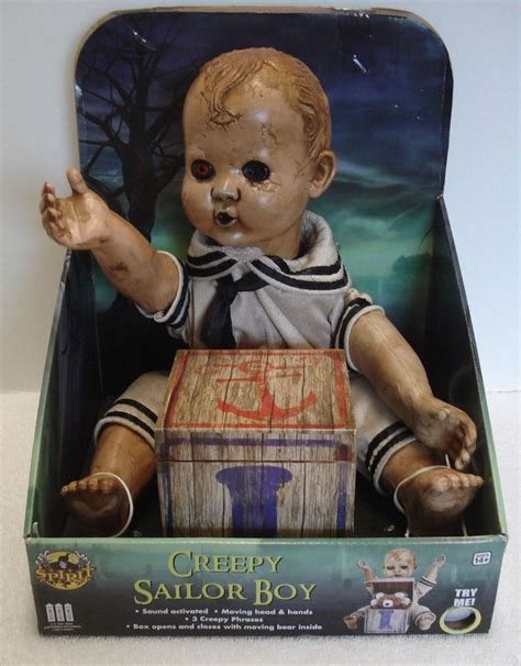haunted doll sailor 1000 images about creepy dolls on haunted