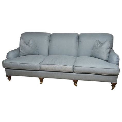 blue sofas for sale blue english sofa for sale at 1stdibs
