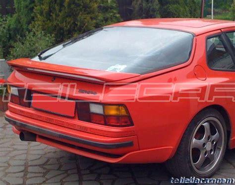 Porsche 924 944s S2 Turbo Rear Spoiler Grp Ebay