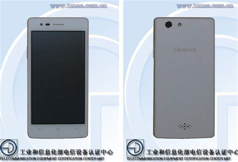 Oppo A31 the oppo a31 rolls through tenna certification