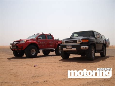 toyota middle east toyota hilux at38 review motoring middle east car news