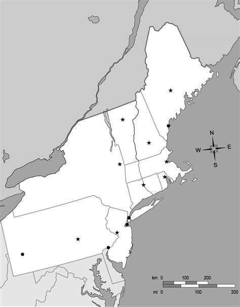 map northeast usa northeast quotes quotesgram