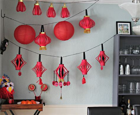 decorations for the home 8 stylish and easy chinese new year decorations be asia