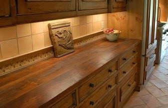 Wood Countertops Pros Cons by Pros And Cons Of Wood Kitchen Countertops