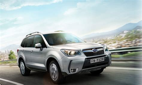 subaru forester silver autohaus vogt forester