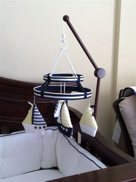 Sailboat Mobile For Crib by 17 Best Images About Nautical Baby On Baby