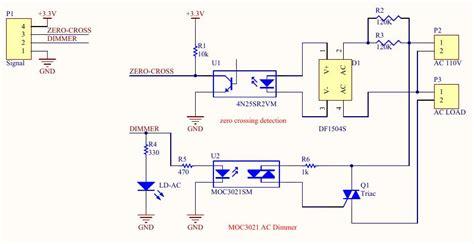 triac pull resistor mains arduino dimmer shield schematics interpretation electrical engineering stack exchange