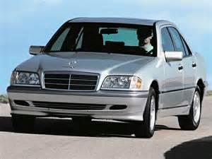 Mercedes C Class 1999 2000 Mercedes C Class Information