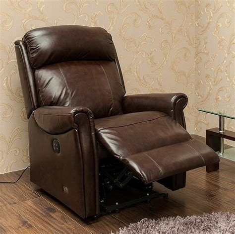 mobility armchairs york reclining mobility leather armchair available in