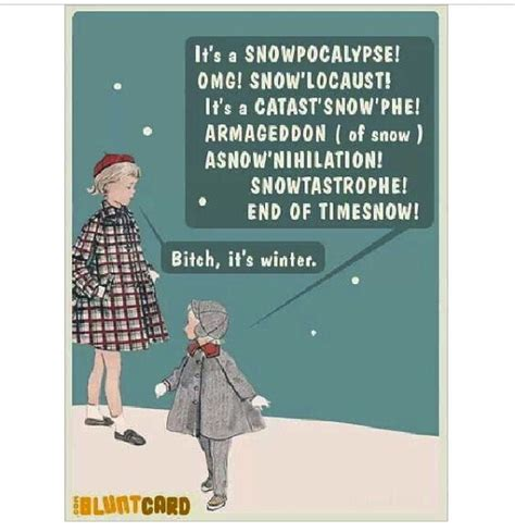 Funny Cold Weather Memes - native american meme snow