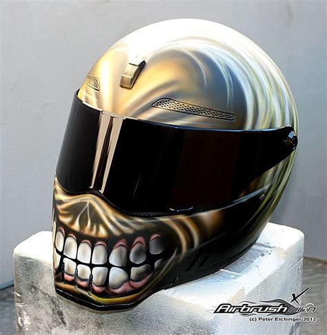 design airbrush helm full face 2206 best images about wicked helmets on pinterest