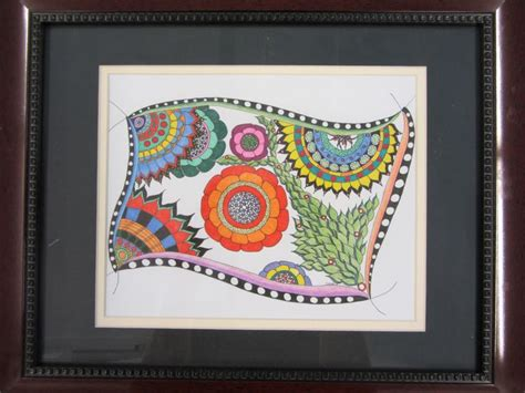 doodle hill club zentangle by of zen doodle club hill