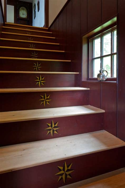 Stair Riser Decor by Chalkboard Stairs Tidbits Twine