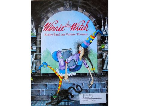 House Design Book Download winnie the witch