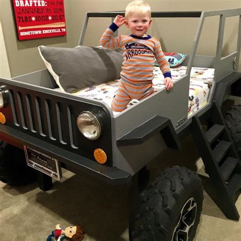 jeep bed plans jeep bed plans twin size car bed car bed child bed