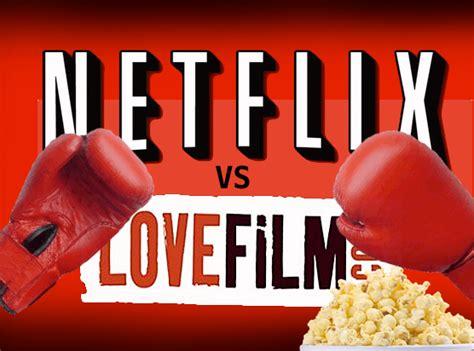 lovefilm netflix review lovefilm vs netflix streaming battle tech guru
