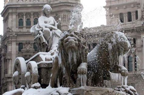 Fotos Invierno Madrid   el tiempo en madrid en invierno 171 blog de viajes