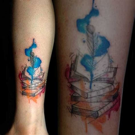 watercolor tattoos fade and how