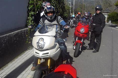 Motorrad Villanueva De La Cañada by Ducati Tour 2009 Motos Pruebas Ducati